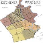 Kitchener Ward Map